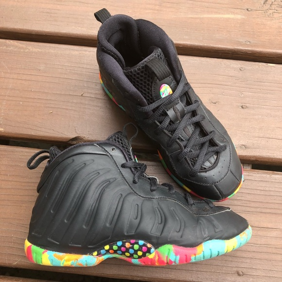 """3421c60123d3 Nike Foamposite One """"Fruity Pebbles"""". M 5b2d6f1e6197455eefe9fdb9"""